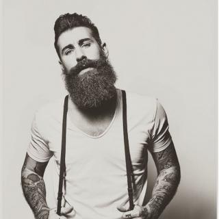 Как быстро отрастить, красивую и пышную бороду.