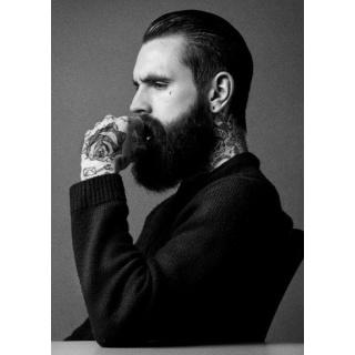 Уход за бородой для современного мужчины.