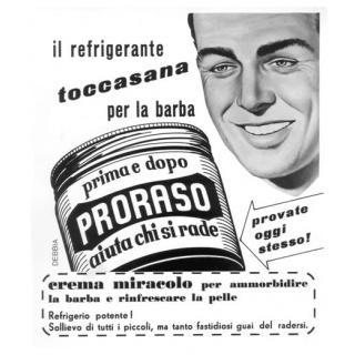 Профессиональная косметика для мужчин из Италии – PRORASO.