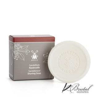 Твердое мыло для бритья MUEHLE, Сандал, 65 гр