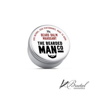 Бальзам для бороды The Bearded Man Company, Mahogany (Махогон), 30 гр