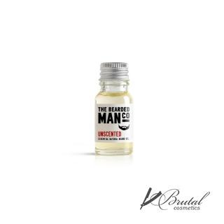 Масло для бороды The Bearded Man Company, Unscented (Без запаха), 10 мл