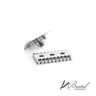 Насадка для Т-образной бритвы MUEHLE, сменная, open comb