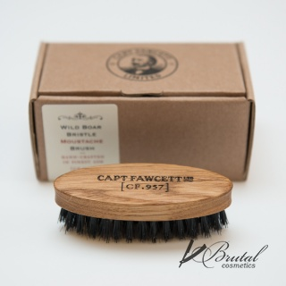 Щетка для усов Captain Fawcett из щетины кабана.